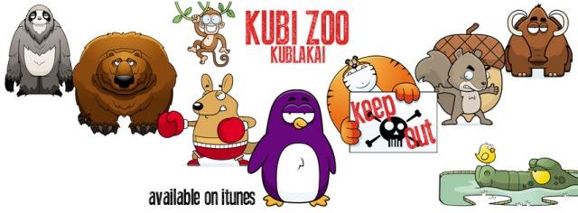 KUBI ZOO banner