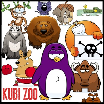 KUBI ZOO COVER iTunes